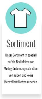 Sortiment