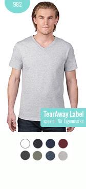 TearAway T-Shirt 982 bedrucken