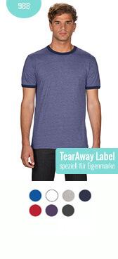 TearAway T-Shirt 988 bedrucken