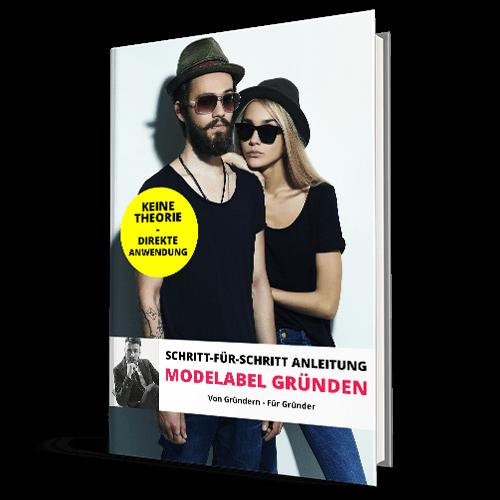 eBook-Cover Modelabel gründen