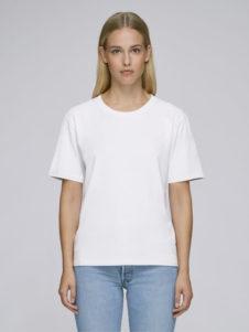 Stella Fringes STTW010 White Damen vorne
