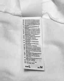 Faserkennzeichnung