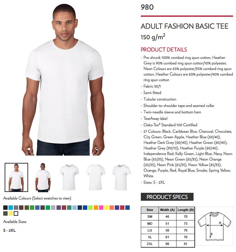 T-Shirt 980